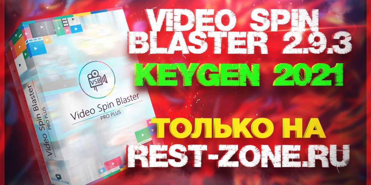 Video Spin Blaster 2.9.3 + KeyGen (2021)